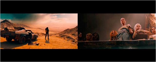 Mira este vídeo con el primer y último plano de 'Mad Max', 'La naranja mecánica' y muchas más