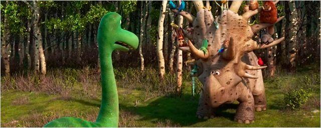 'El viaje de Arlo': El 'easter egg' de lo nuevo de Pixar/Disney que quizás pasaste por alto
