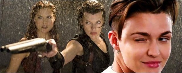 Milla Jovovich Ruby Rose Resident Evil The Final Chapter: Noticias Sobre Ruby Rose
