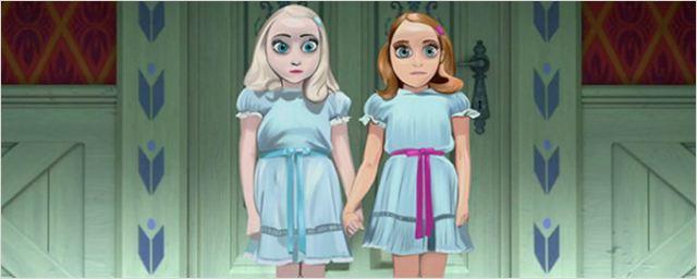 Las princesas Disney se convierten en los villanos más famosos del cine