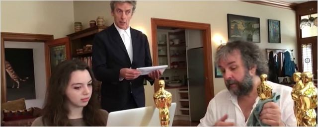 'Doctor Who': ¿Puede el Doctor convencer a Peter Jackson para dirigir un episodio?