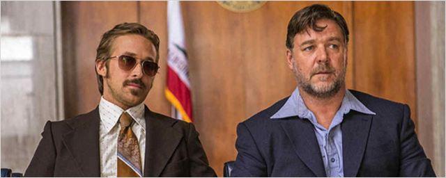 'The Nice Guys': Primer tráiler oficial de lo nuevo de Russell Crowe y Ryan Gosling