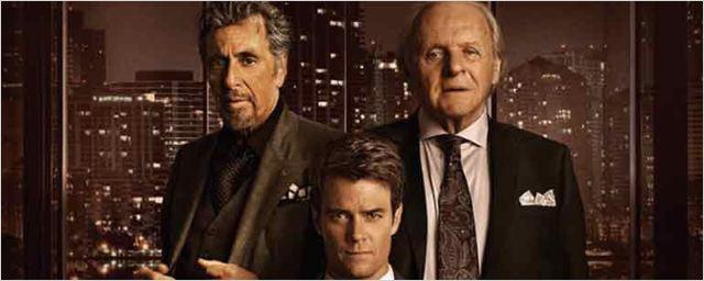 'Misconduct': primer tráiler de la película de Anthony Hopkins y Al Pacino