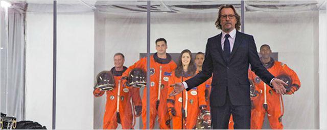 'The Space Between Us': Primera imagen de la película con Asa Butterfield