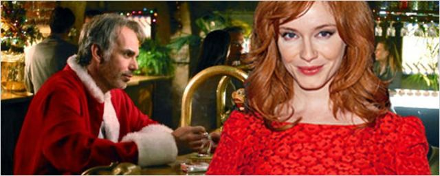 'Bad Santa 2': Christina Hendricks se une al reparto de la película