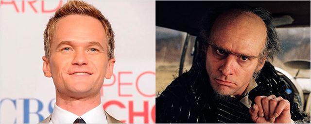 'Una serie de catastróficas desdichas': Neil Patrick Harris interpretará al conde Olaf en la serie de Netflix