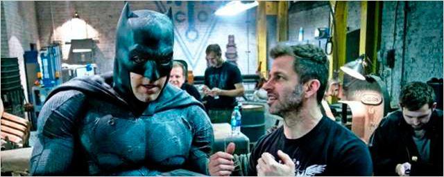 Zack Snyder habla de las críticas contra 'El Hombre de Acero' y da nuevas pistas sobre 'Batman v Superman'