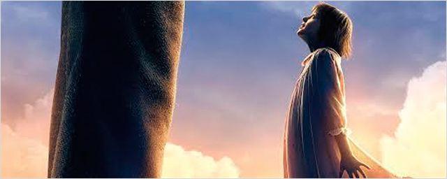 'Mi amigo el gigante': Primer póster de la nueva película de Steven Spielberg