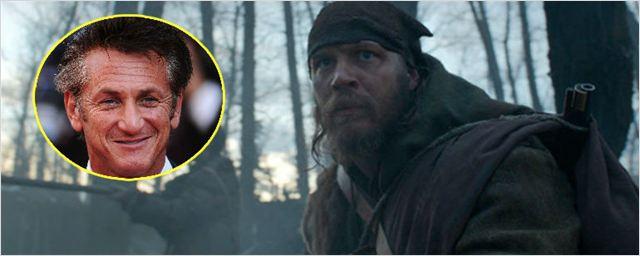 'El Renacido': El papel de Tom Hardy fue ofrecido primero a Sean Penn
