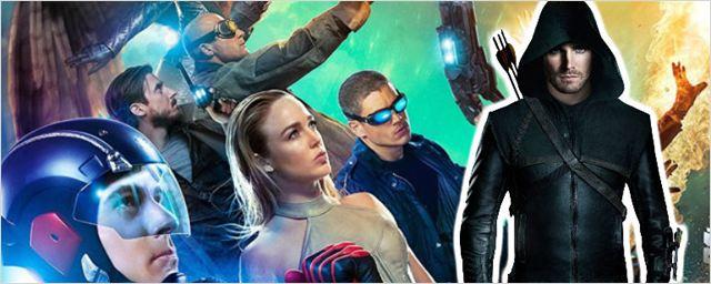 'Legends of Tomorrow': el Oliver Queen del futuro aparecerá en la serie