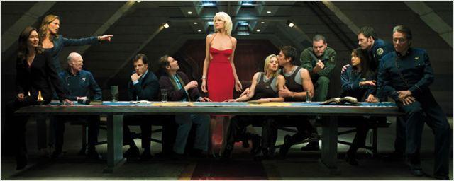 'Battlestar Galáctica': La adaptación cinematográfica ficha al productor de 'Cincuenta sombras de Grey'