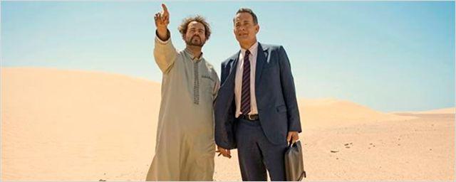 'Esperando al Rey': Tráiler de lo nuevo de Tom Hanks basado en el libro de Dave Eggers