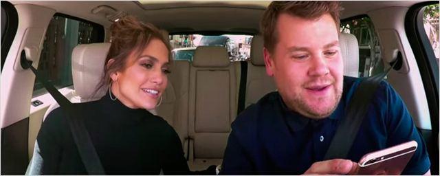 Jennifer Lopez y James Corden le gastan una broma a Leonardo DiCaprio