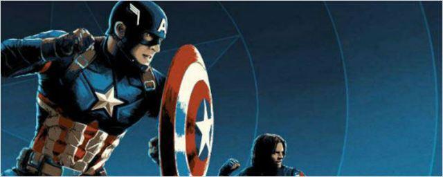 'Capitán América: Civil War': Revelados los pósters IMAX de la Guerra Civil de Marvel