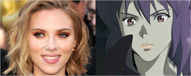 'Ghost in the Shell' nunca tuvo en mente a una actriz japonesa para el papel protagonista
