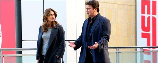'Castle': Stana Katic podría haber dejado la serie por su mala relación con Nathan Fillion