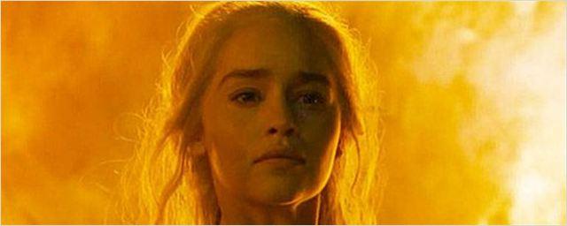 'Juego de Tronos': Emilia Clarke reconoce que vio su gran escena del 6x04 con sus padres