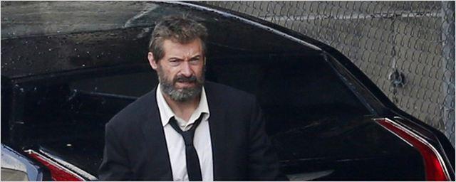 'Lobezno 3': Primer vistazo a un Hugh Jackman barbudo durante el rodaje