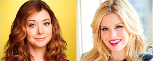 'El Club de las Primeras Esposas': Alyson Hannigan y Megan Hilty protagonizarán el 'remake' televisivo de la película