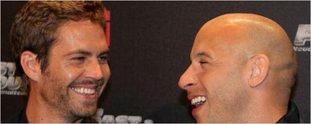 Vin Diesel homenajea a Paul Walker