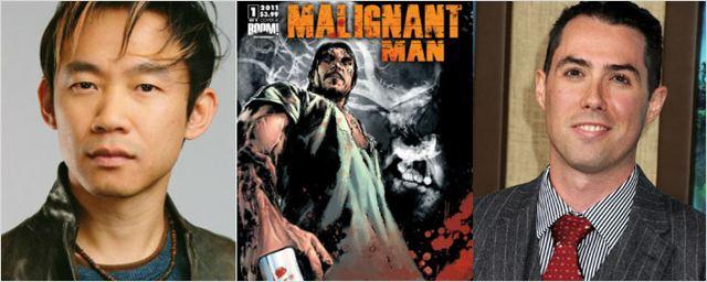 'Malignant Man': Brad Peyton dirigirá la adaptación cinematográfica del cómic de James Wan