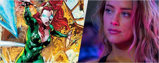 'La Liga de la Justicia': Amber Heard, ¿demasiado delgada para hacer la prueba de vestuario?