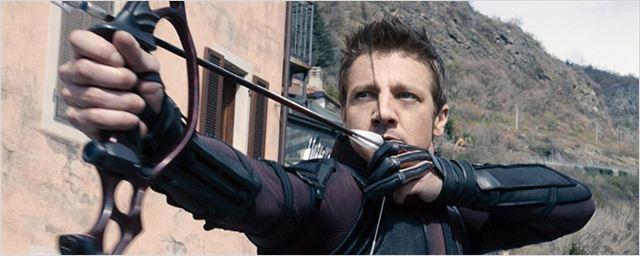 Un 'concept art' de 'Capitán América: Civil War' por fin le ponía máscara a Ojo de Halcón