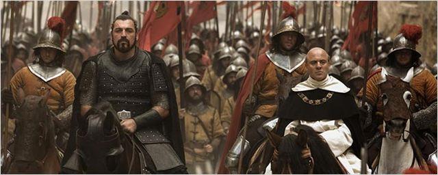 'Assassin's Creed': Primer vistazo a los personajes de Hovik y Javier Gutiérrez