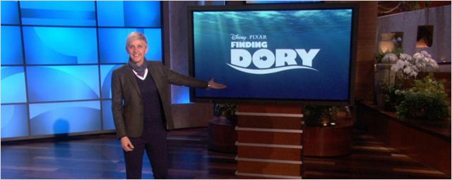 'Buscando a Dory': Ellen DeGeneres revela cómo consiguió doblar al pez protagonista