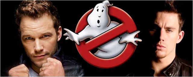 Ivan Reitman confirma que la película de 'Cazafantasmas' con Chris Pratt y Channing Tatum nunca fue una realidad