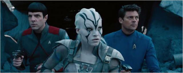 'Star Trek: Más allá': Espectacular nuevo tráiler de la tercera entrega de la saga
