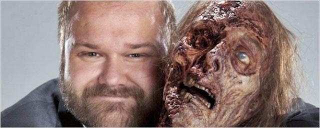 El creador de 'The Walking Dead' adaptará la saga de novelas 'Crónicas de Ámbar' a televisión