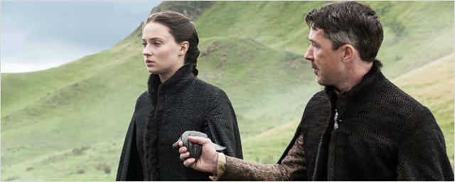 'Juego de Tronos': ¿Se confirma la alianza entre Sansa y Meñique en la séptima temporada?