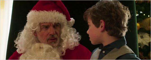 'Bad Santa 2': el gamberro Papá Noel de Billy Bob Thornton regresa en el primer tráiler sin censura