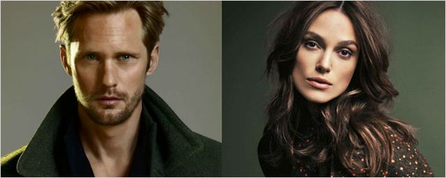 'El día que vendrá': Keira Knightley y Alexander Skarsgård en negociaciones para ser los protagonistas