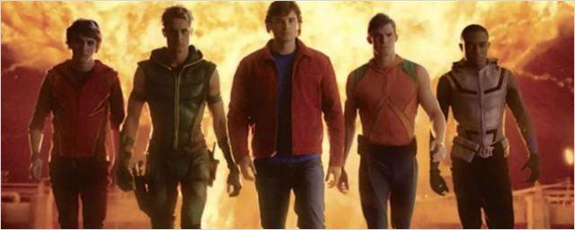 'Smallville' pudo tener un 'spin-off' sobre La Liga de la Justicia