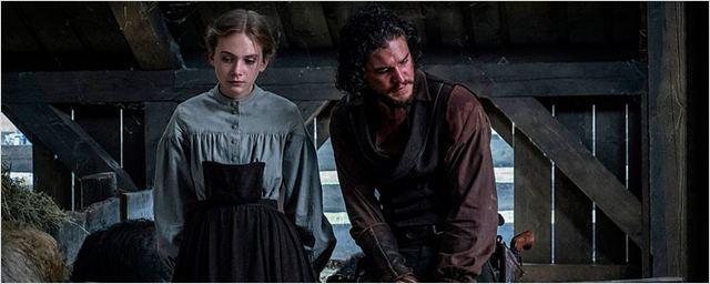 'Brimstone': Primeras imágenes de Kit Harington y Carice Van Houten en el western de terror