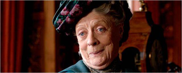 'Downton Abbey': ¿Está Maggie Smith negociando su participación en una película de la serie?