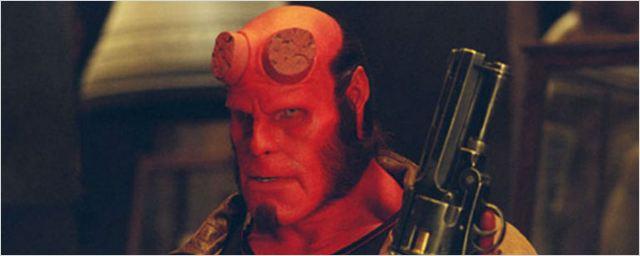 'Hellboy 3': Ron Perlman sigue trabajando en la tercera parte de la trilogía sobre el conocido anti-héroe