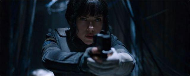 'Ghost in the Shell': Primer vistazo a Scarlett Johansson como Motoko Kusanagi en los 'teasers' de la película
