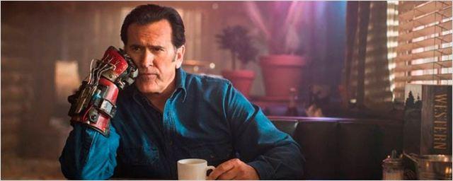 'Ash vs Evil Dead': Bruce Campbell quiere hacer cinco temporadas de la serie de Starz