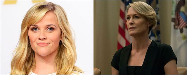 Reese Witherspoon y Robin Wright producirán una nueva serie sobre las Primeras Damas de Estados Unidos
