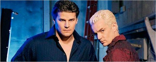 'Buffy Cazavampiros': ¿Angel o Spike? ¡Joss Whedon se moja!