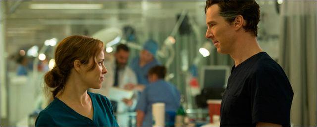 'Doctor Strange (Doctor Extraño)': El director declara que Christine Palmer es una heroína en la película
