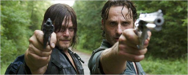 'The Walking Dead': El showrunner habla sobre la teoría del código morse entre Daryl y Rick