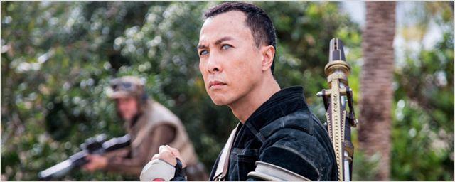 'Rogue One: Una historia de Star Wars': Donnie Yen (Chirrut Îmwe) explica por qué quería estar en el 'spin-off'