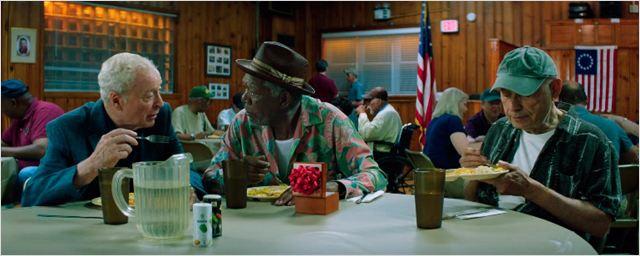 'Un golpe con estilo': Primer tráiler con Morgan Freeman, Michael Caine y Alan Arkin