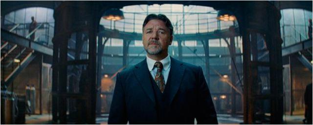 'La Momia': Tom Cruise forma equipo con el Dr. Jekyll (Russell Crowe) en la nueva imagen del 'reboot'