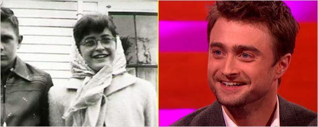 Daniel Radcliffe, sorprendido al ver que tiene tantos dobles históricos