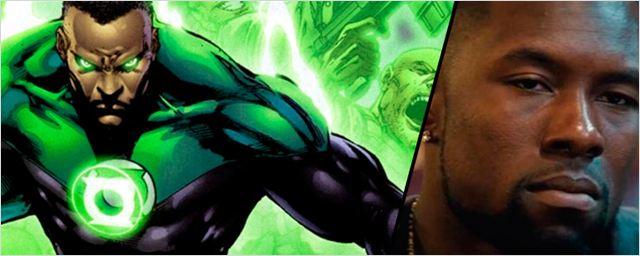 'Green Lantern Corps': El protagonista de 'Moonlight' Trevante Rhodes responde así a los rumores que lo señalan como Linterna Verde